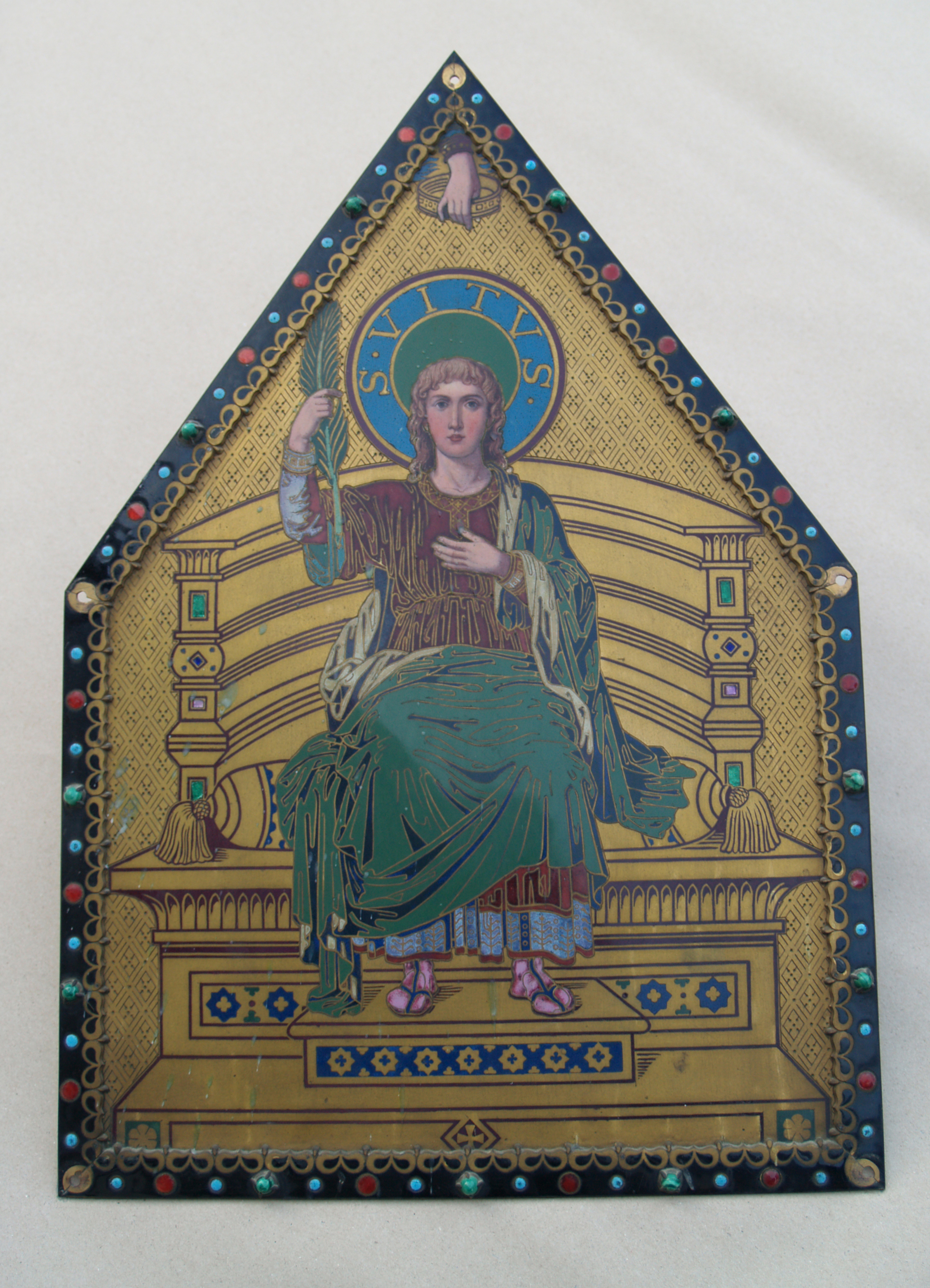 Relikviáře ze sv. Víta